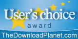 VPN4ALL UNLIMITED - 2 year license User's Choice Award on TheDownloadPlanet.com