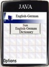 Sun English-German Dictionary