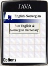 Sun English-Norwegian Dictionary