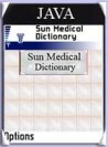 Sun Medical Dictionary