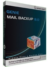 Genie Mail Backup - MSRP