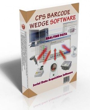 CPS Plus - Barcode Wedge Software - SITE LICENSE