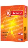 K7 Antivirus 5 USERS - 1 YEAR