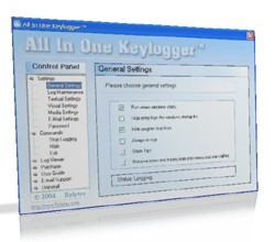 All In One Keylogger - Full Version.