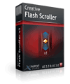 Creative Flash Scroller