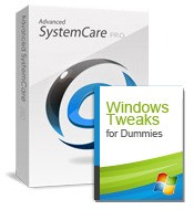 Advanced SystemCare PRO with Windows Tweaks for Dummies eBook