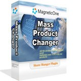 Mass Product Changer for X-Cart