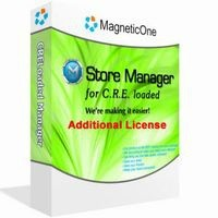 Store Manager for CRE Loaded Additional License