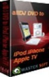 Alldj DVD To iPhone iPod Apple-TV Ripper