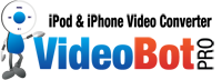 iVideoBot Pro for iPad, iPod & iPhone