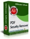 AWinware PDF Security Remover - Full Version