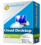 Gladinet Cloud Desktop V3.x - Professional Edition Upgrade License for Previous Versions