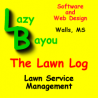 The Lawn Log