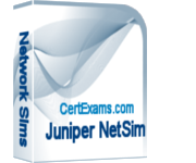 Network Simulator for Juniper Junos (JNCIA) - Full Version