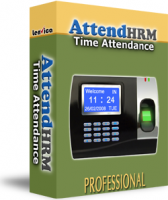 Attend HRM -Time Attendance - Professional