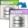 Viobo Access to MySQL Data Migrator Pro.