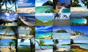 Ocean Coasts Photo Screensaver