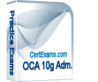 CE: Oracle OCA Exam Simulator - Full Version