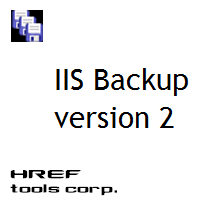 IIS Backup and Restore Utility
