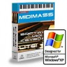 Software MIDI Keyboard Lite