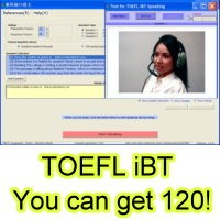 TOEFL iBT Speaking Conqueror