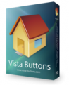 Vista Buttons Single Home License