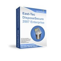 East-Tec DisposeSecure 2008 Enterprise