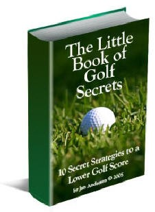 The Little Book of Golf Secrets