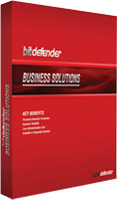 BitDefender Small Office Security 3 Years 50 PCs