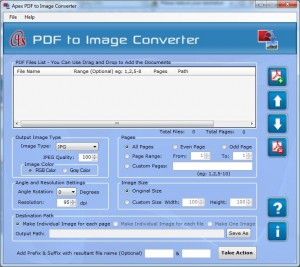 Apex PDF to Image Converter - Full Version