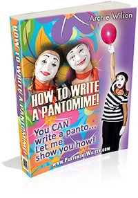 How to write a pantomime!