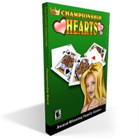 Championship Hearts All-Stars Card Game