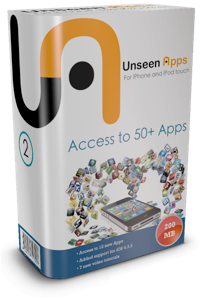 Unseen Apps for iPhone and iPod touch