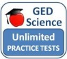 Unlimited GED Science Practice Tests
