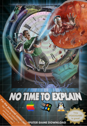 No Time To Explain - a hit indie game