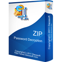 ZIP Password Decryption