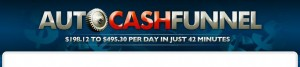 #001 Auto Cash Funnel - Special Offer