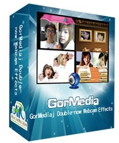 GorMedia Double-now Webcam Effects