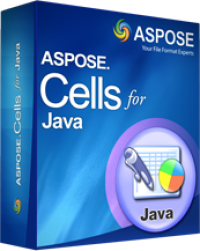 Aspose .Cells for Java, Developer Small Business with One Year Subscription