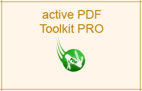 activePDF Toolkit professional 2011 with Subscription