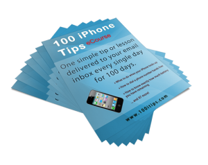 100 iPhone Tips