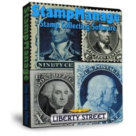 StampManage - 2012 Deluxe (USA, Canada, Australia, Germany, UN, etc.) (Download)
