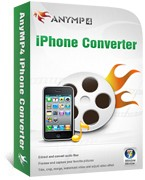 AnyMP4 iPhone Converter