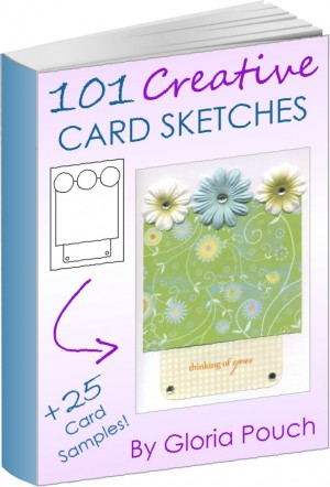 101 Creative Card Sketches: A Must-have For Card Makers