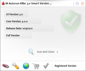 M Autorun Killer 3.0 Smart - Full Version + Free LIFETIME Upgrades!