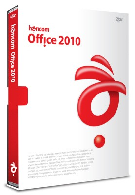 Hancom Office 2010 SE (English Edition) for Windows (License Key + Download)