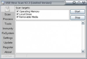 USB Virus Scan - 35 User Licenses