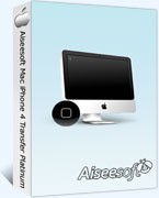 Aiseesoft Mac iPhone 4 Transfer Platinum