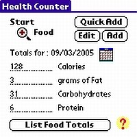 Health Counter 6.1