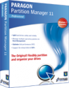 Paragon Partition Manager 11 Professional Edition (English)